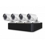 Conceptronic Kit de Vigilância de 4 Canais + 1TB