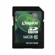 Kingston SD 16GB memorijska kartica klasa 10