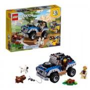 Lego ® Creator - Avventure nel deserto 31075