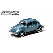 Volkswagen Classic Beetle (Blue) 2014 Motor World Series 12 German Edition 1:64 Scale Die-Cast Vehicle