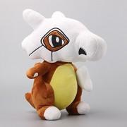Pokemon Cubone Soft Plush Figure Toy Anime Stuffed Animal 12 Inch Child Gift Doll