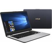 ASUS R418UA-BM350T Grijs, Zilver Notebook 35,6 cm (14'') 1920 x 1080 Pixels 2,40 GHz Zevende generatie Intel® Core™ i3 i3-7100U