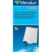 Menalux F9000 Univerzální mikrofiltr pro vysavače 20 x 24 cm