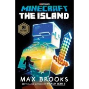 Minecraft: The Island, Hardcover