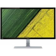 "Monitor TN LED Acer 28"" RT280KBMJDPX, Ultra HD 4K (3840 x 2160), DVI, HDMI, DisplayPort, 1 ms, Boxe (Negru/Argintiu)"