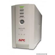 UPS, APC Back-UPS CS, 500VA, USB connectivity, Off-Line (BK500EI)