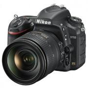 Nikon D750 hus + AF-S 24-120/4G ED VR