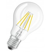 LED lamp filament 1420 lumen E27 fitting 12W Ledvance Osram 2700K warm wit