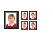School / Nursery Print Packages with Black and White Mounts