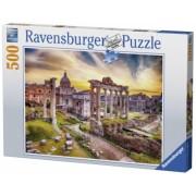 Puzzle Roma La Apus, 500 Piese Ravensburger