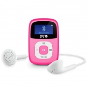 SPC Firefly MP3 8GB Rosa
