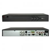 DVR 4 CAN. IBRIDO 5 IN 1 TURBO HD 720P A 25FPS ALLARMI HTVR31-VISHTVR3104A