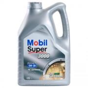 Mobil 1 SUPER 3000 X1 FORMULA FE 5W-30 5 Liter Burk