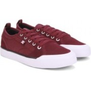 DC EVAN SMITH S M SHOE Sneakers For Men(Burgundy)
