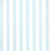 Fabulous World Wallpaper Stripes White and Light Blue 67103-5