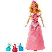 Disney Princess Sleeping Beauty And Her 3 Fairy Godmothers Flora