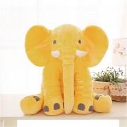 Elefante Almohada Juguetes Para Niños 33x40cm
