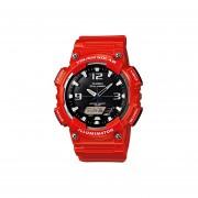 Reloj CASIO AQ-S810WC-4AVCF Tough Solar Collection Análogo-Digital World Time-Rojo