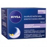 Nivea Zklidňující noční krém pro citlivou pleť 50 ml