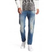 Diesel Belther Regular Slim Tapered Jeans DENIM