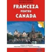 Franceza pentru canada cu CD - Anca Aura Odoviciuc Mira Maria Cucinschi