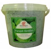 Parajdi fürdősó, borsmenta, 3,5 kg