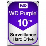 Disco Duro Wd Purple 3.5 10TB SATA3 6GB / S 256MB 24X7 Para Dvr Y Nvr De 1-16 Bahias Y 1-64 Camaras