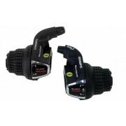 Manete schimbator Tourney SL-RS35, set 3x7 Viteze