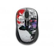 Mouse, Microsoft Wireless Mobile 3500, USB, Artist Ho (GMF-00251)