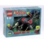 Lego 4788 Alpha Team Mission Deep Sea 66 pieces