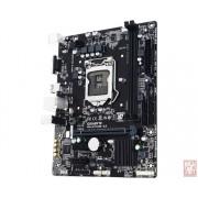 Gigabyte GA-H110M-S2, Intel H110, VGA by CPU, PCI-Ex16, 2xDDR4, SATA3, VGA/USB3.0, mATX (Socket 1151)