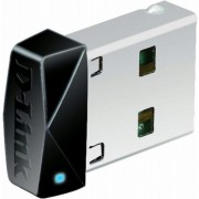 Adaptor wireless D-Link DWA-121, USB 2.0