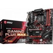 MSI B450 GAMING PLUS MAX - Moederbord - ATX - Socket AM4 - AMD B450 - USB 3.1 Gen 1, USB 3.1 Gen 2 - Gigabit LAN