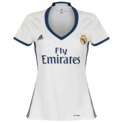 Adidas Real Madrid Dames Shirt Thuis 2016-2017 - M