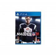 Madden NFL 18 PlayStation 4