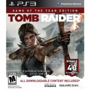Videojuego Tomb Raider Game Of The Year Edition Playstation 3 - Fisico