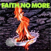 Video Delta Faith No More - Real Thing - CD