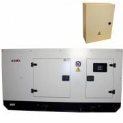 Generator curent SENCI SCDE 72YS 72 kVA cu panou ATS