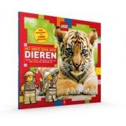 Kinderboeken Kinderboek LEGO®. Het grote boek over dieren