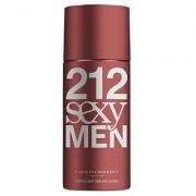 Carolina Herrera 212 Sexy men deodorant spray 150 ml
