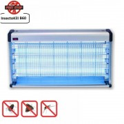 Aparat cu ultraviolete anti insecte InsectoKILL B60
