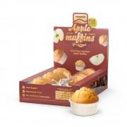 Prozis 6 x Apple Muffins - Muffins med lågt sockerinnehåll 60 gram