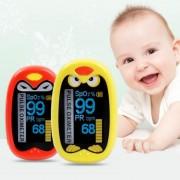 MedDay® Pulzný oximeter pre deti