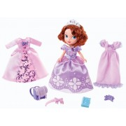 Mattel Disney Sofia The First Sofia's Royal Fashion Doll with Gown