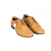 Pantofi Barbati Sneaky Steve Ice Leather Shoe Maro