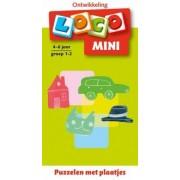 Loco Mini Loco - Puzzelen met Plaatjes (4-6 jaar)