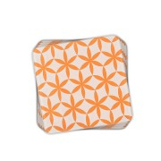 My-Furniture Set of 6 Coasters Star Anise