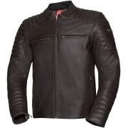 IXS Classic LD Dark Motorcykel läder jacka Brun 54