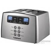 Prăjitor de pâine multifuncţional automat, 4 felii, afişaj LED , 1625W - Inox