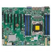 Supermicro X10SRL-F Placa Base para Servidor (Intel, LGA 2011 (Socket R), 1600,2000,2400,3200 MHz, 9.6 GT/s, 145 W, E5-1600,E5-2600)